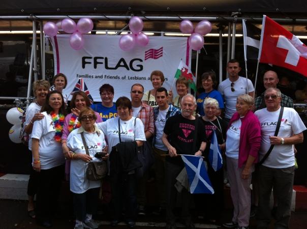 2012 Dünya Onur Yürüyüşü - Londra