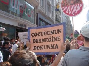 Onur Haftası Yürüyüşü, Haziran 2008, Istanbul